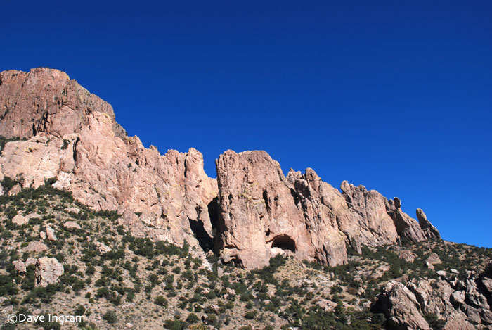 Cave Creek Canyon Formation