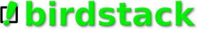 Birdstack Logo