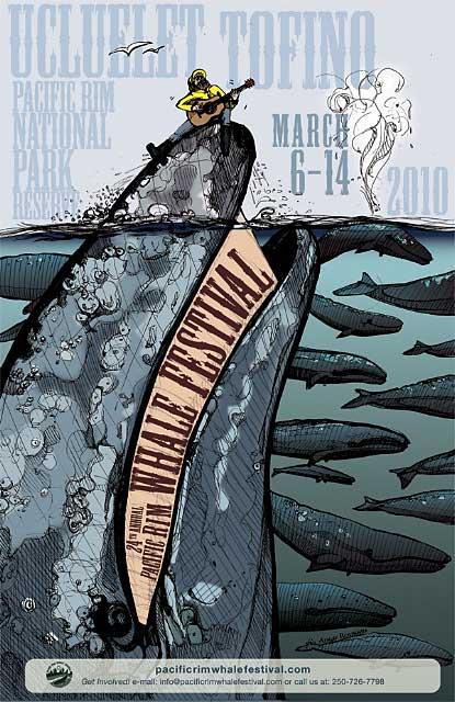 Pacific Rim Whale Festival 2010
