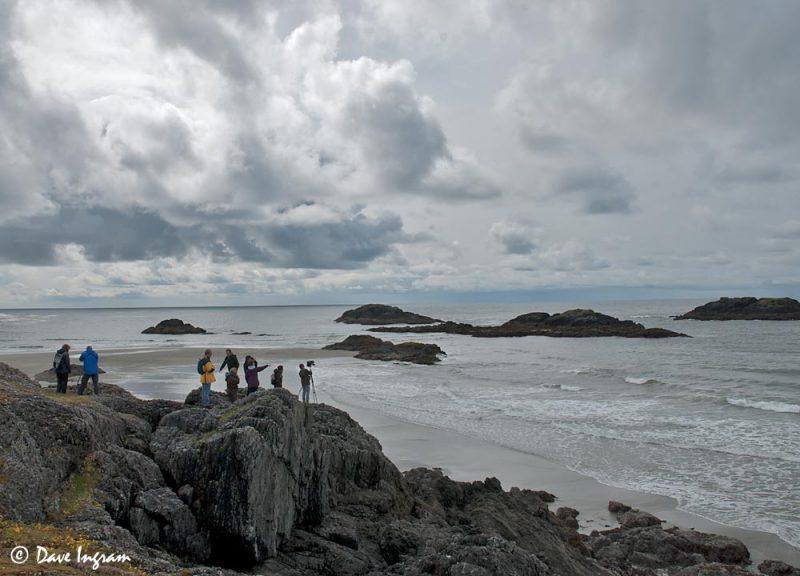 Rocky Islet in Schooner Cove