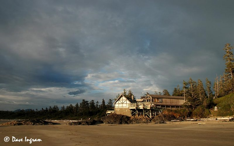 Kwisitis Centre at Wickaninnish Beach