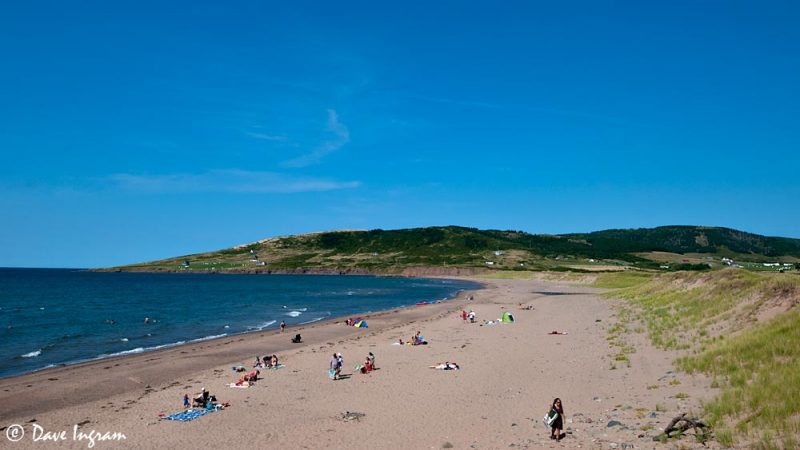 West Mabou Beach