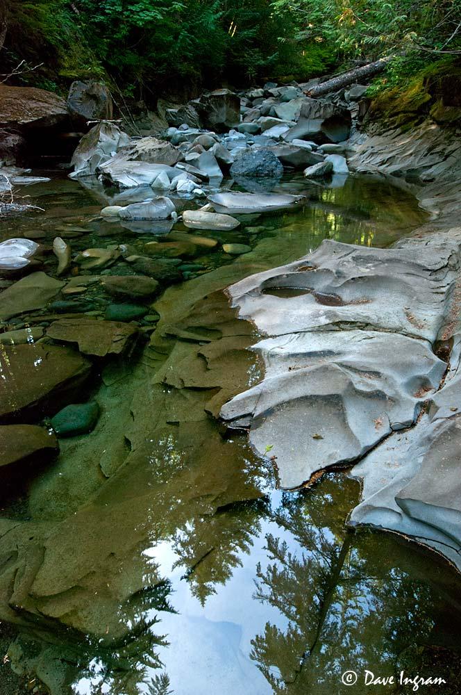 Pool Above Upper Falls