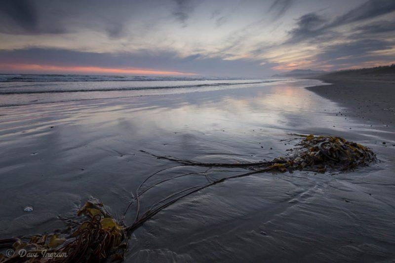 Wickaninnish Beach Sunset