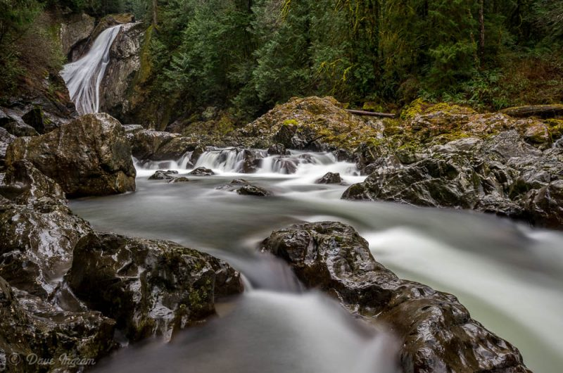 Twin Falls, Olallie State Park