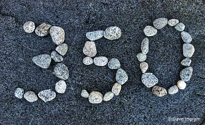 350ppm Beach Rock