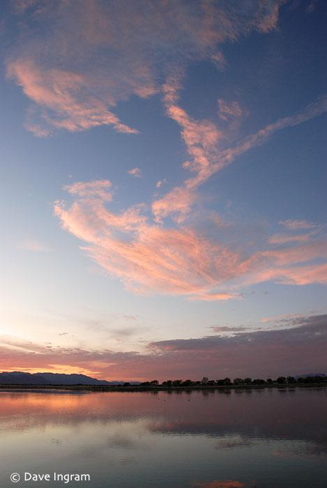Cochise Lake, Wilcox, Arizona