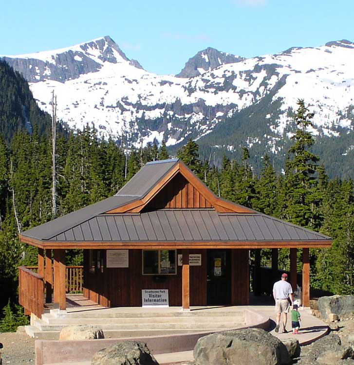 Strathcona Wilderness Centre at Paradise Meadows