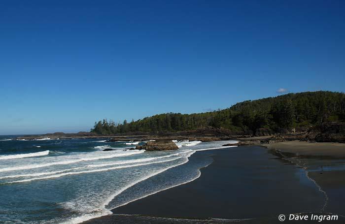 Rocky Headlands at Radar Hill Beach
