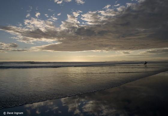 Wickaninnish Beach Sunset #2