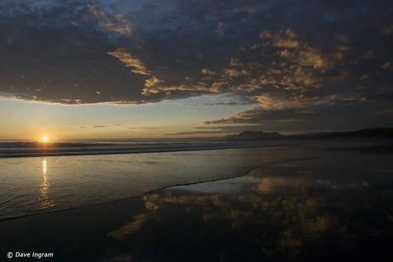 Wickaninnish Beach Sunset #3