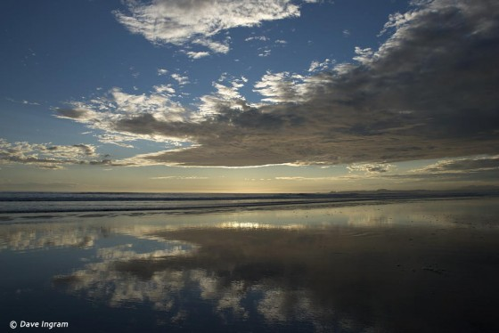 Wickaninnish Beach Sunset #1