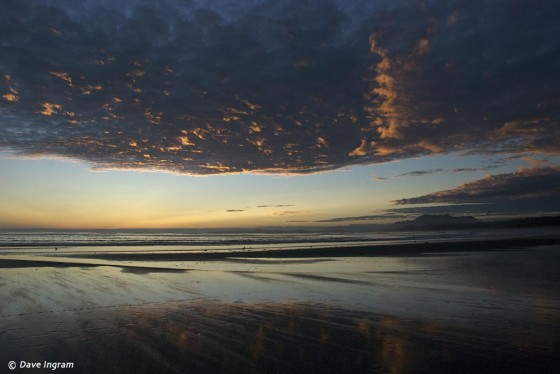 Wickaninnish Beach Sunset #4