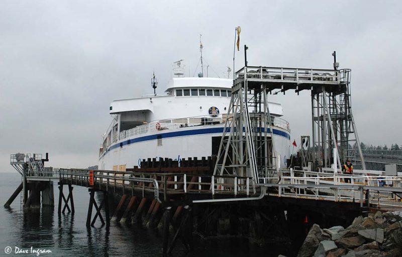 BC Ferries - Queen of Burnaby