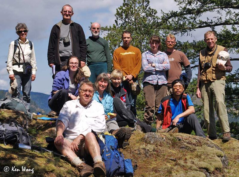 Metchosin BioBlitz Team