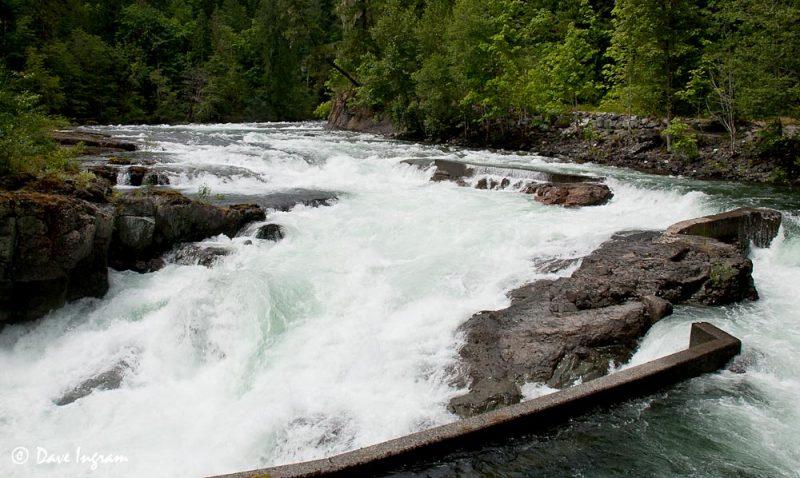 Upper Stamp Falls