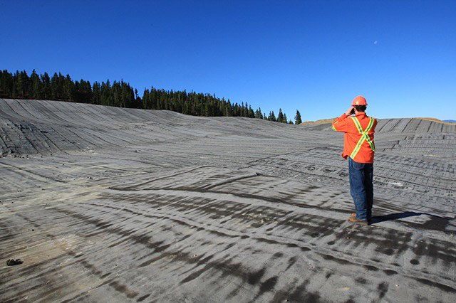 Mount Washington Mine Site