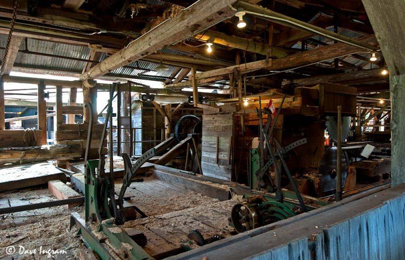 McLean Steam Mill