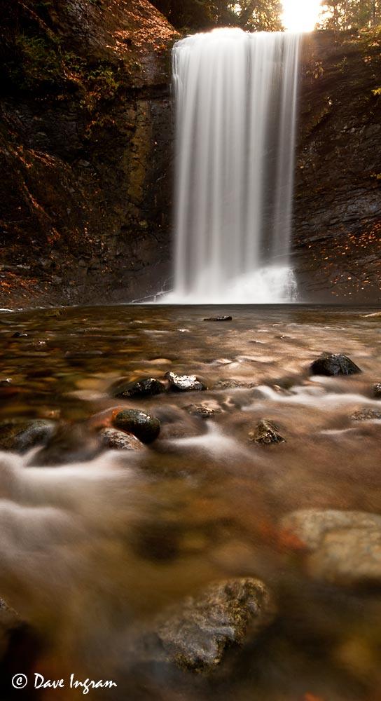 Ammonite Falls