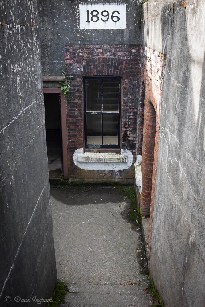 Magazine Complex - Fort Rodd Hill National Historic Site