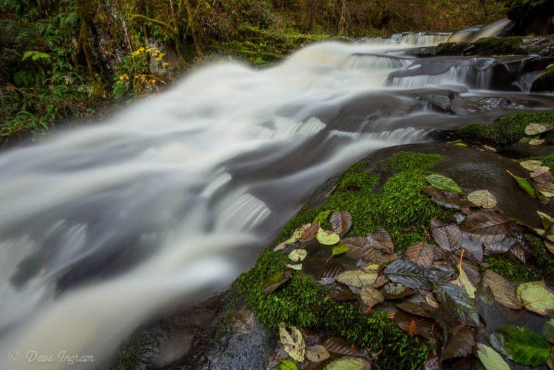 Lower Drop of the Triple Falls