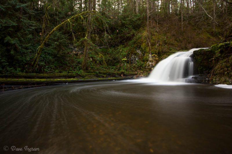Triple Falls Pool