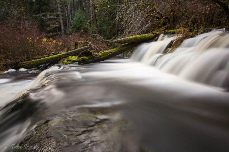Triple Falls - Upper