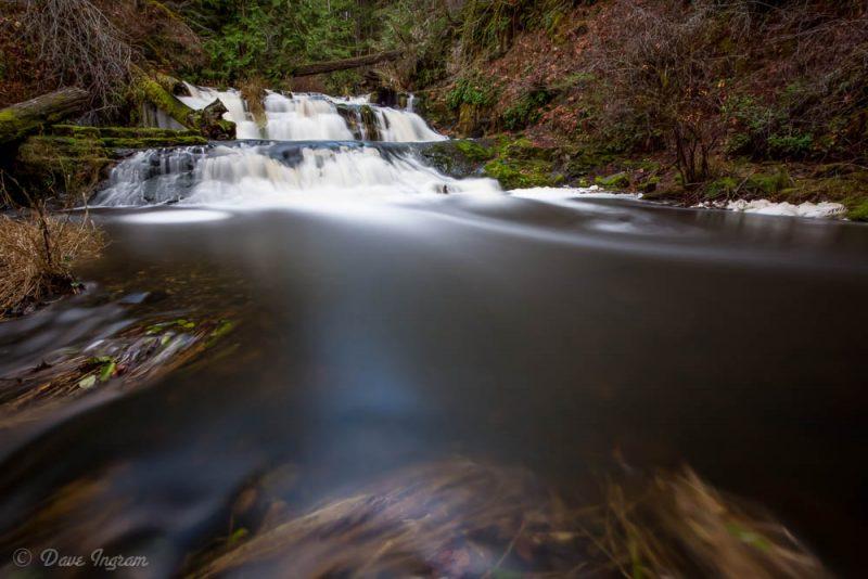 Upper Triple Falls Pool