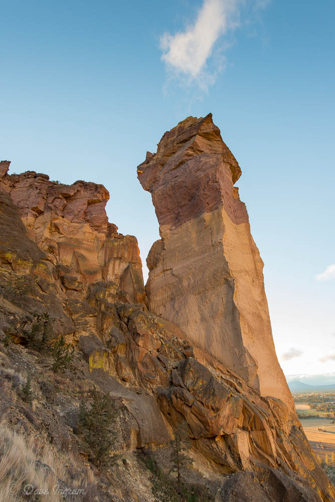 Monkey Face - Smith Rock State Park