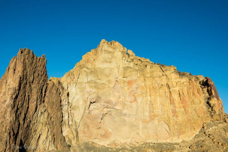 Picnic Lunch Wall - Smith Rock State Park
