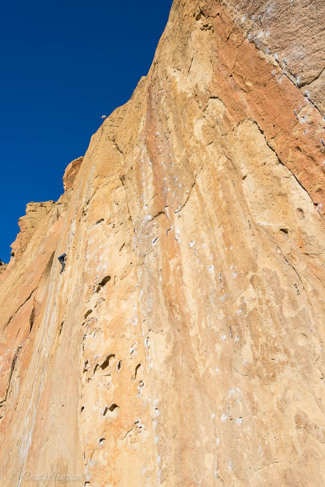 Morning Glory Wall - Smith Rock State Park