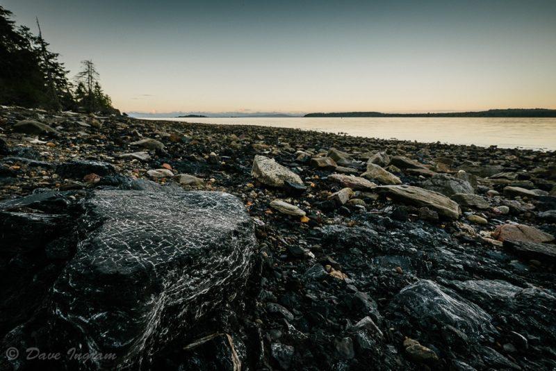 Beach at Union Bay